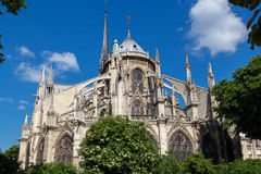 Notre Dame, Paris. France Royalty Free Stock Images