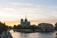 Notre Dame, Paris, France Royalty Free Stock Photography