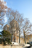 Notre Dame, Paris, France. Royalty Free Stock Photo