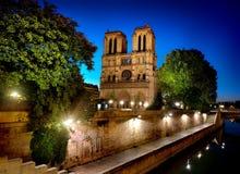 Notre Dame Paris Royalty Free Stock Photo