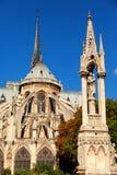 Notre Dame, Paris Stock Photo