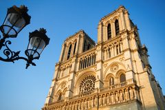 Notre Dame, Paris Royalty Free Stock Photos