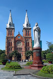 Notre-Dame Saigon Basilica in Ho Chi Minh City, Vietnam Royalty Free Stock Photo