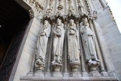 Notre Dame 3 Stock Photos