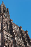 Notre-Dame of Strasbourg Royalty Free Stock Images