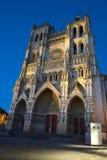 Notre-Dame van Amiens-Kathedraal enorm royalty-vrije stock afbeeldingen