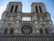 Notre- Damekathedrale Lizenzfreie Stockfotografie