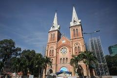 Notre- Damekathedrale-Basilika Stockbild