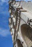 Notre- Damekathedrale Denkmäler von Paris Stockfotos