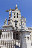 Notre Dames des Domes Church. Royalty Free Stock Image