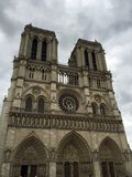 Notre Damme Images stock