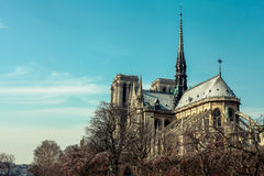 Notre Damme Stock Photography