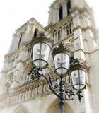 notre de dame de cathédrale photographie stock libre de droits