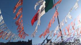 Notre drapeau, notre pays, notre temps Image stock