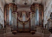 Notre Madame d'église Bruges de Mariastraat photo libre de droits