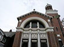 Notre Madame d'église catholique Chatswood de tristesses Image libre de droits