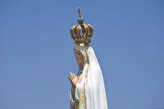 Notre Madame de Fatima photo stock