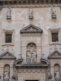 Notre Madame de Grace Church, une partie du couvent Trinitarian, AlmerÃa, Espagne Image stock