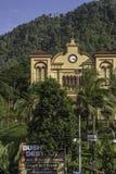 Notre Madame de Lourdes Catholic Church dans Maraval, Trinidad Image stock