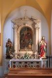 Notre Madame du mont Carmel image stock