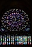 notre paris dame собора Стоковое Фото