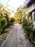 Notre rue Image libre de droits