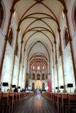 大教堂大教堂贵妇人notre saigon越南 免版税库存照片