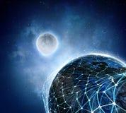 Notre univers unique Images stock