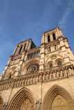 Notredame Stock Photo
