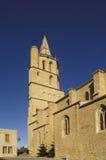 Notredame des Miracle, Avignonet-Lauragais, Midi Pyrenees, Franc Royalty Free Stock Image