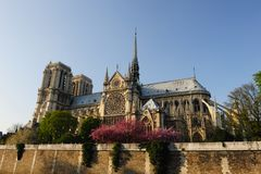 Notredame, Paris Royalty Free Stock Image