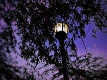 notte fotografie stock