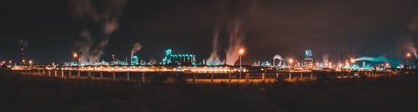 Notte della città immagini stock libere da diritti
