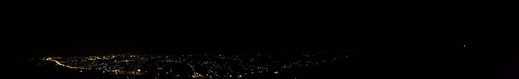 Notte di Hatyai Fotografia Stock Libera da Diritti