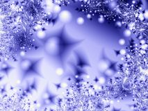 Notte di inverno Immagine Stock Libera da Diritti
