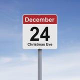 Notte di Natale Fotografie Stock Libere da Diritti
