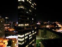 Notte di Philly Fotografia Stock