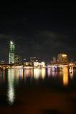 Notte di Saigon Immagini Stock Libere da Diritti