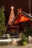 Notte di San Silvestro Fotografia Stock