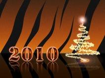 Notte di San Silvestro, priorità bassa Immagini Stock Libere da Diritti