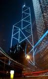 Notte di velocità Fotografia Stock Libera da Diritti