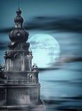 Notte gotica Fotografie Stock Libere da Diritti