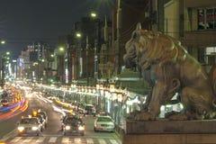 Notte Kyoto Immagine Stock