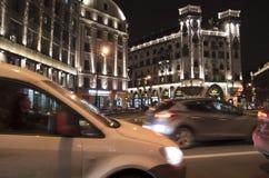 Notte Pietroburgo Immagini Stock Libere da Diritti
