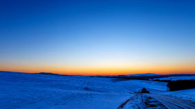 Notte polare immagini stock libere da diritti