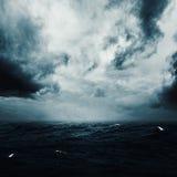 Notte tempestosa. Immagine Stock Libera da Diritti