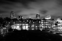 Notte tempestosa Fotografie Stock Libere da Diritti