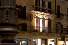 Notte a Verona Immagine Stock