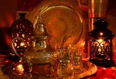 Notti arabe Fotografia Stock