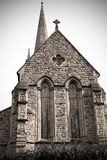в конструкции и истории Notting Hill Англии Европы старых Стоковая Фотография